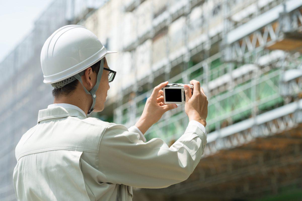 工事写真の撮影方法